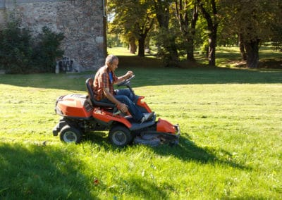 achat tracteur tondeuse occasion